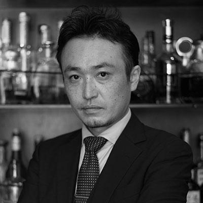 Atsushi Nakayama - Bar owner, rum specialist - Japon