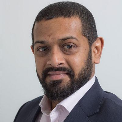Keegan Menezes - Sugarcane spirits consultant - Royaume Uni
