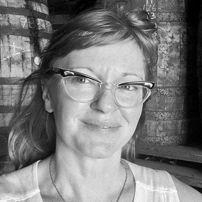Leah van Deventer - Rum expert - África do Sul