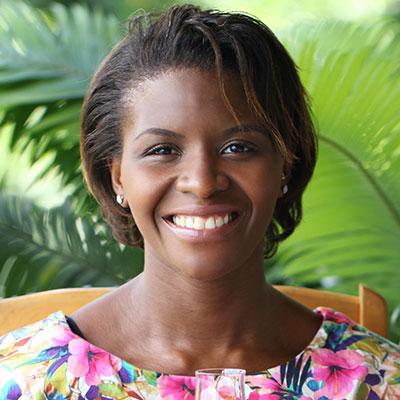 Lisette Davis - Rum specialist - Grenada