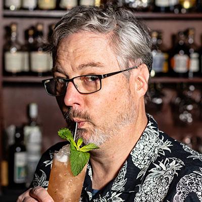 Matt Pietrek - Wonk in Chief, Cocktail Wonk - USA