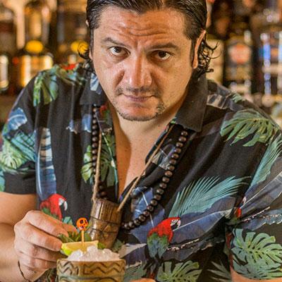 Nando Córdova - Rum Educator & Tiki Promotor - Peru