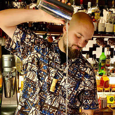 Oriol Elias - Rum and Tiki Bartender - Espanha