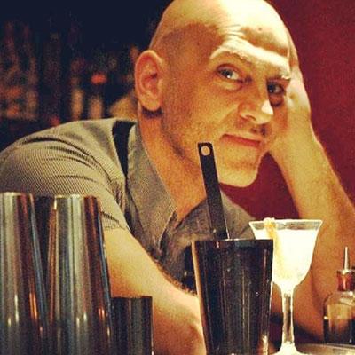 Thanos Prunarus - Bar owner @ Baba au Rum - Grécia