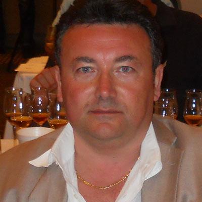 Davide Staffa - Rum expert -