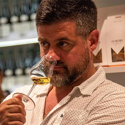 Gregory Barrandon - Spirits retail entrepreneur -