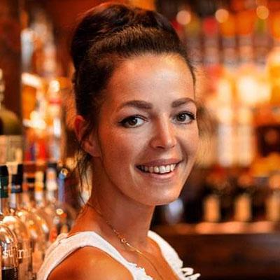 Lucia Hava - Bar owner -
